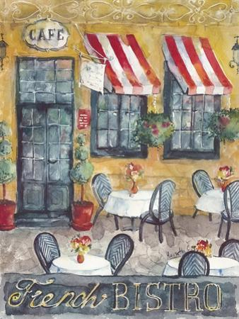 French Bistro by Marietta Cohen Art and Design
