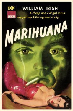 Marihuana Pulp Cover