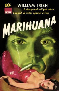Marihuana Pulp Cover