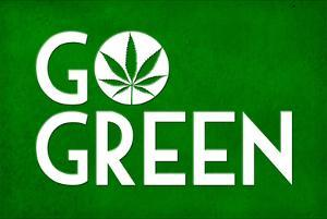 Marijuana Go Green College