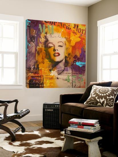 Marilyn 3-Micha-Loft Art