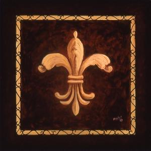 Fleur De Lys - King Charles VII by Marilyn Dunlap