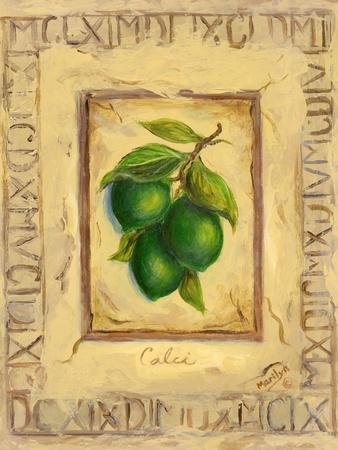 Italian Fruit Limes