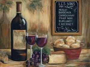 Les Vins by Marilyn Dunlap