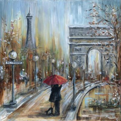 Paris Lovers II