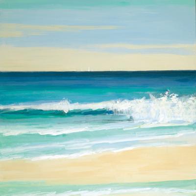 Sunny Seaside IV by Marilyn Dunlap