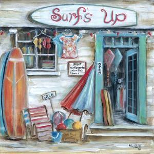Surfs Up by Marilyn Dunlap