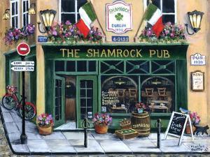 The Shamrock Pub by Marilyn Dunlap