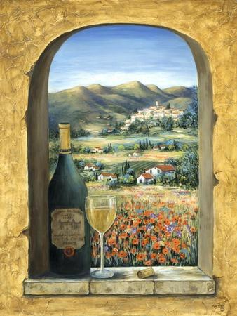 Wine and Poppies II