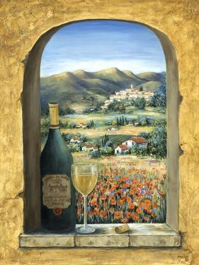 Wine and Poppies II by Marilyn Dunlap