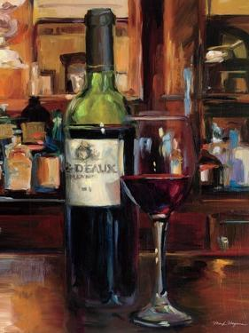 A Reflection of Wine III by Marilyn Hageman