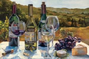 A Wine Tasting by Marilyn Hageman