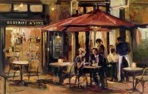 Bistrot a Vins Warm by Marilyn Hageman