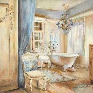 Boudoir Bath I by Marilyn Hageman