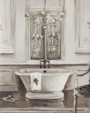 Classical Bath III Gray by Marilyn Hageman