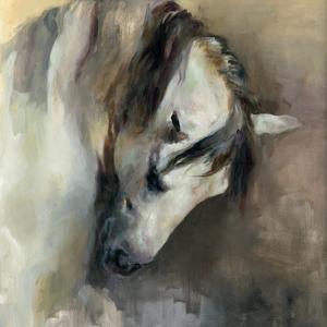 Classical Horse by Marilyn Hageman
