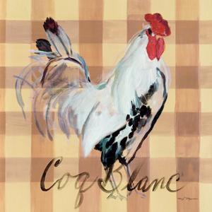 Coq Blanc by Marilyn Hageman