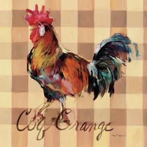 Coq Orange by Marilyn Hageman