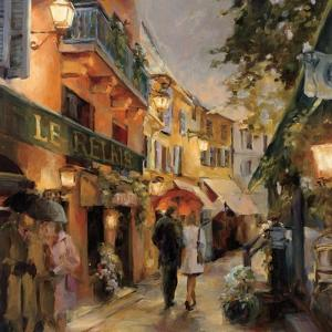 Evening in Paris by Marilyn Hageman