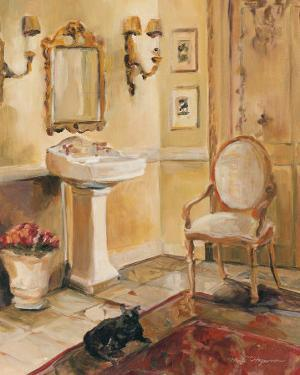 French Bath II by Marilyn Hageman