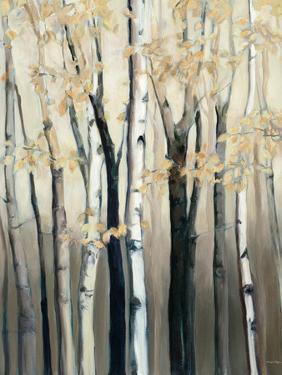 Golden Birch I by Marilyn Hageman
