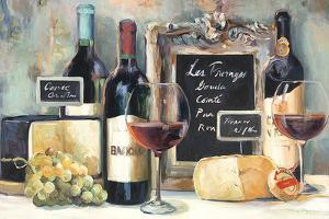 Les Fromages Crop by Marilyn Hageman