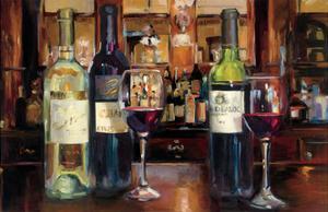 Reflection of Wine by Marilyn Hageman
