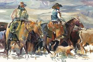 The Roundup by Marilyn Hageman