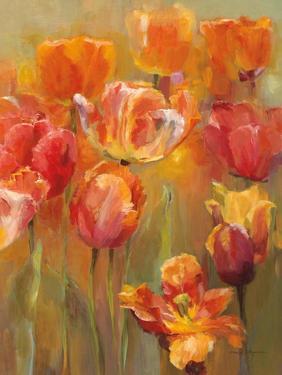 Tulips in the Midst II by Marilyn Hageman