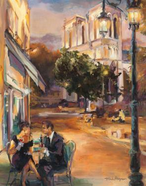 Twilight Time in Paris by Marilyn Hageman