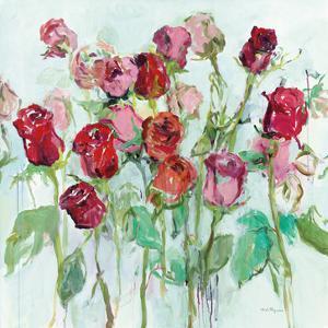 Wild Roses Bright by Marilyn Hageman