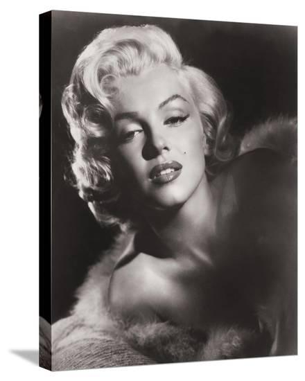 Marilyn II-The Chelsea Collection-Stretched Canvas Print