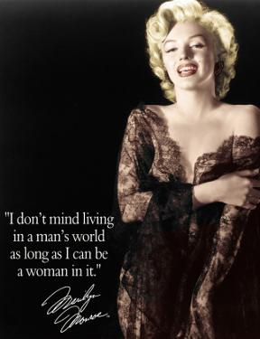Marilyn - Man's World