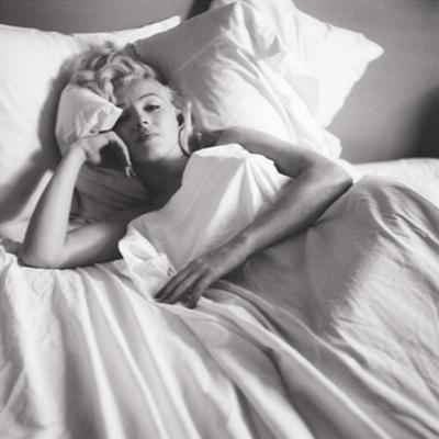 Marilyn Monroe: Bed