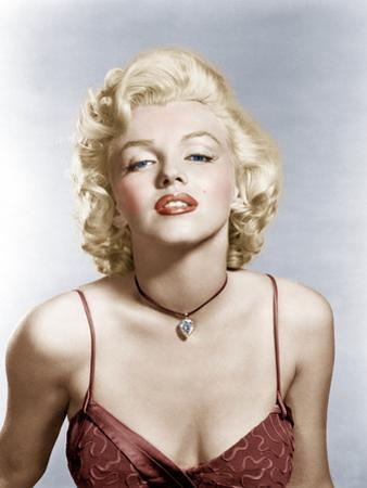 Marilyn Monroe, ca. mid-1950s
