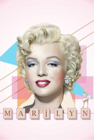 Marilyn Monroe- Deco Stylish