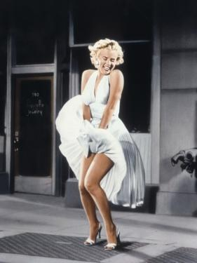Marilyn Monroe in 'The Seven Year Itch', 1955