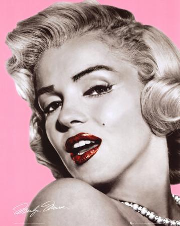 Marilyn Monroe - Lips