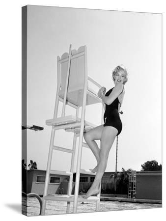 """Marilyn Monroe. """"Monkey Business"""" [1952], Directed by Howard Hawks."""