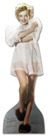 Marilyn Monroe - Nightie Lifesize Standup