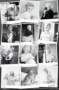 Marilyn Monroe- Photo Collage