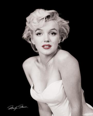 Marilyn Monroe - Red Lips
