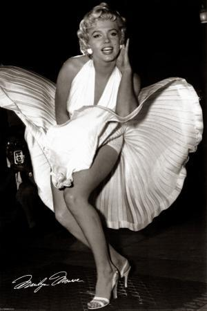 Marilyn Monroe - Seven Year Itch