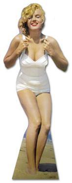 Marilyn Monroe Swimsuit Lifesize Standup
