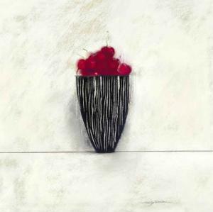 Cherries II by Marilyn Robertson
