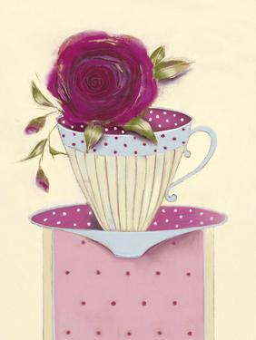 English Rose by Marilyn Robertson