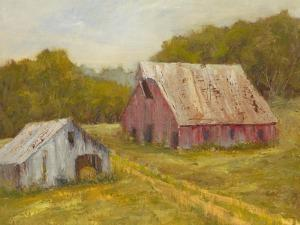 Country Barns by Marilyn Wendling