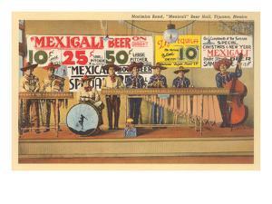 Marimba Band in Tijuana