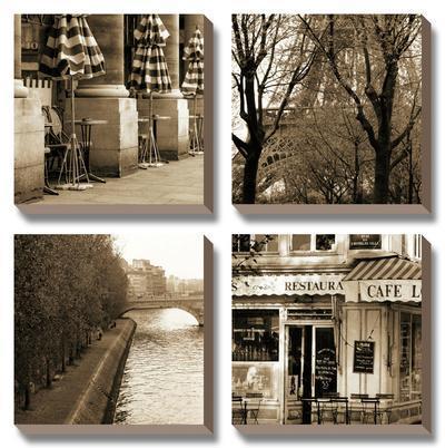 Parisien Moments by Marina Drasnin Gilboa