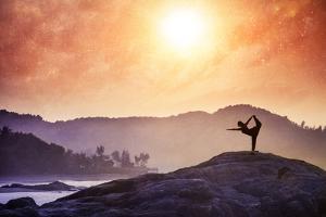 Yoga in India by Marina Pissarova